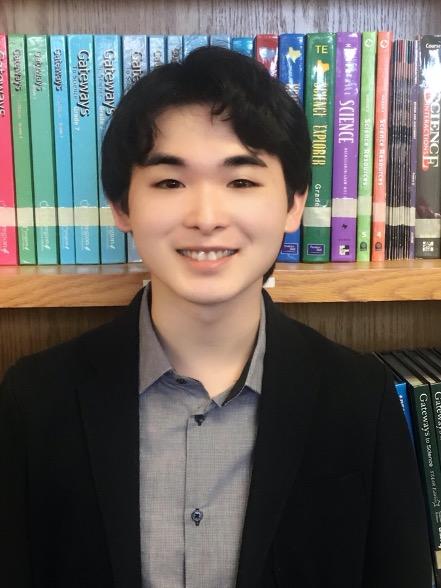 Alumnus Ken Suura