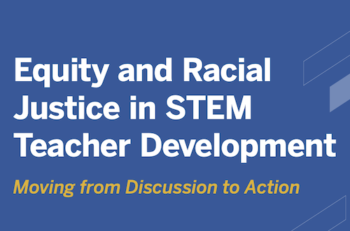 Equity and Racial Justice Initiatives